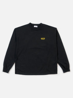 Broad LS Tee / Black, , Clothing, Apparel - Drifter Industries