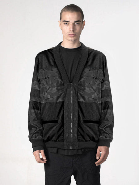 Aleix Light Weight Jacket / Black