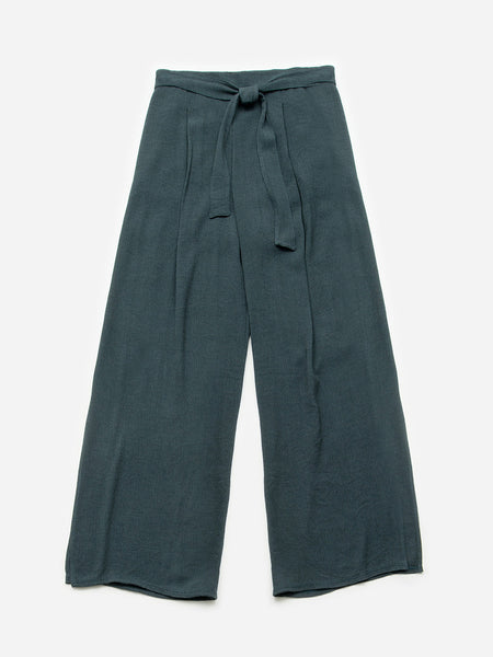 Bahar Trouser Pant / Forest Night