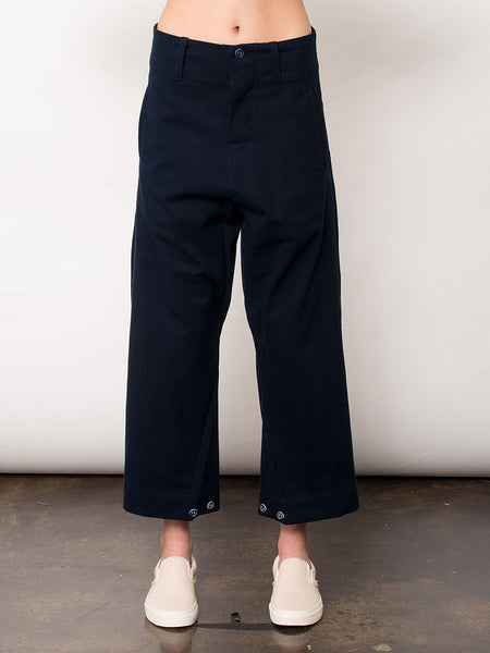 Alma Trouser / Navy