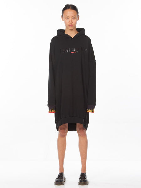 Pyre Sweater Dress / Black
