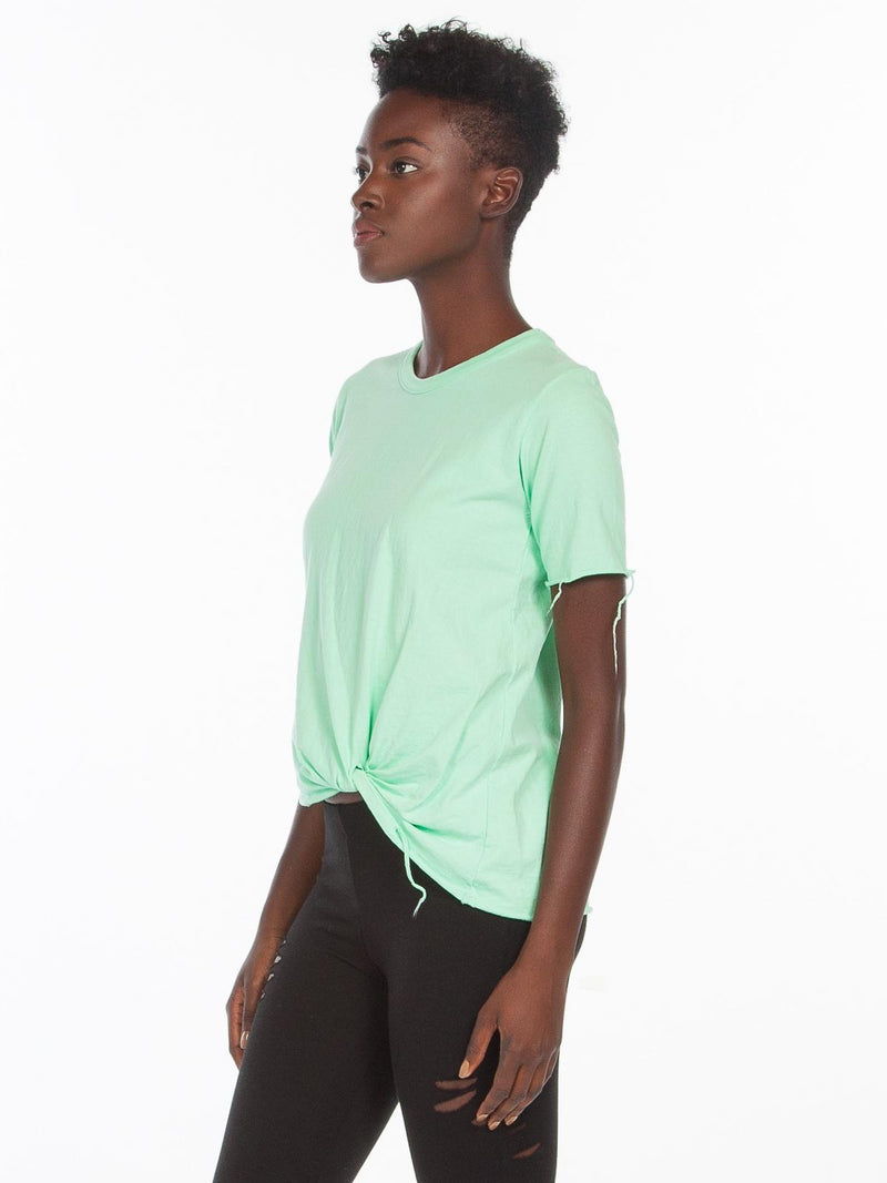 Nuri Top / Mint, W, Clothing, Apparel - Drifter Industries