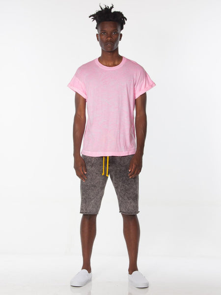 Abassi Top / Pink Lava, Men's, Clothing, Apparel - Drifter Industries
