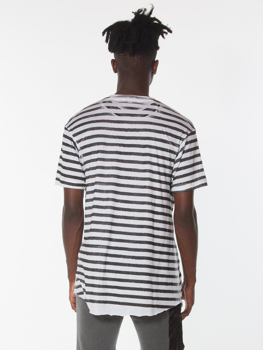 Cooper Top / Stripe, Men's, Clothing, Apparel - Drifter Industries