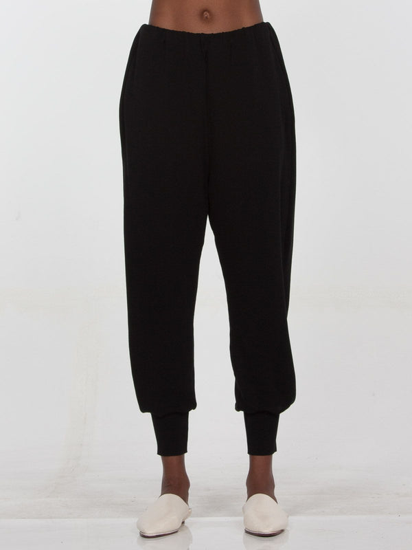 Winona Track Pant / Black, Women's, Clothing, Apparel - Drifter Industries