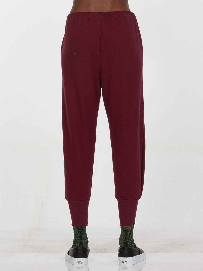 Winona Track Pant / Red