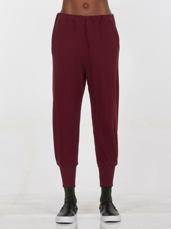 Winona Track Pant / Red, Women's, Clothing, Apparel - Drifter Industries