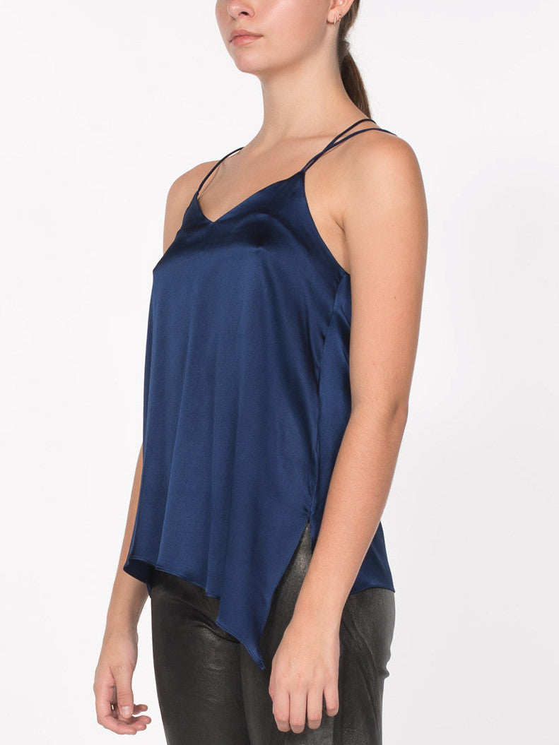 Ximena Camisole / Navy, Women's, Clothing, Apparel - Drifter Industries