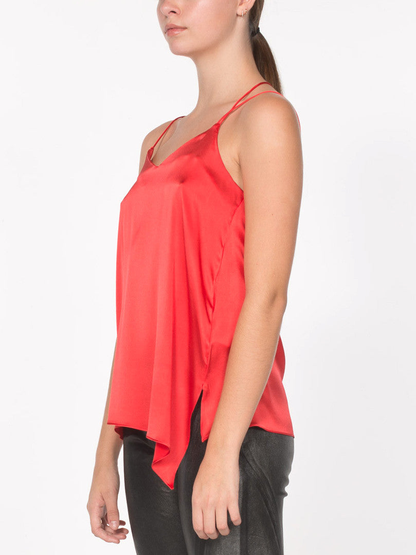 Ximena Camisole / Red, Women's, Clothing, Apparel - Drifter Industries