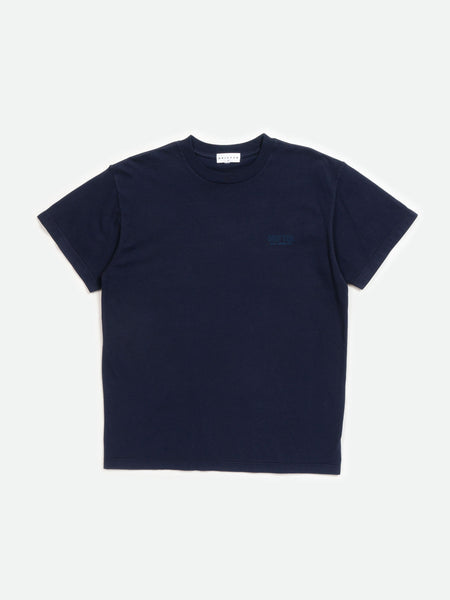 Ace Tee / Navy, , Clothing, Apparel - Drifter Industries