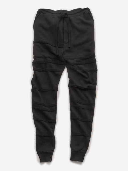 Horizon Jogger Pant / Black, Men's, Clothing, Apparel - Drifter Industries