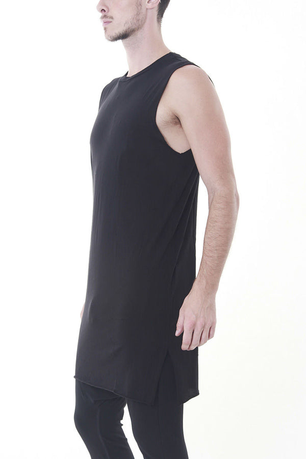 Alec Elongated Tank, Men's, Clothing, Apparel - Drifter Industries