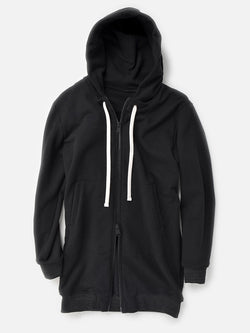 Nicolas hoodie / Black, Men's, Clothing, Apparel - Drifter Industries