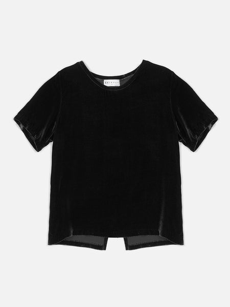 Paix Baby Tee / Black, Women's, Clothing, Apparel - Drifter Industries