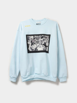 OFF-PRICE PULLOVER / White