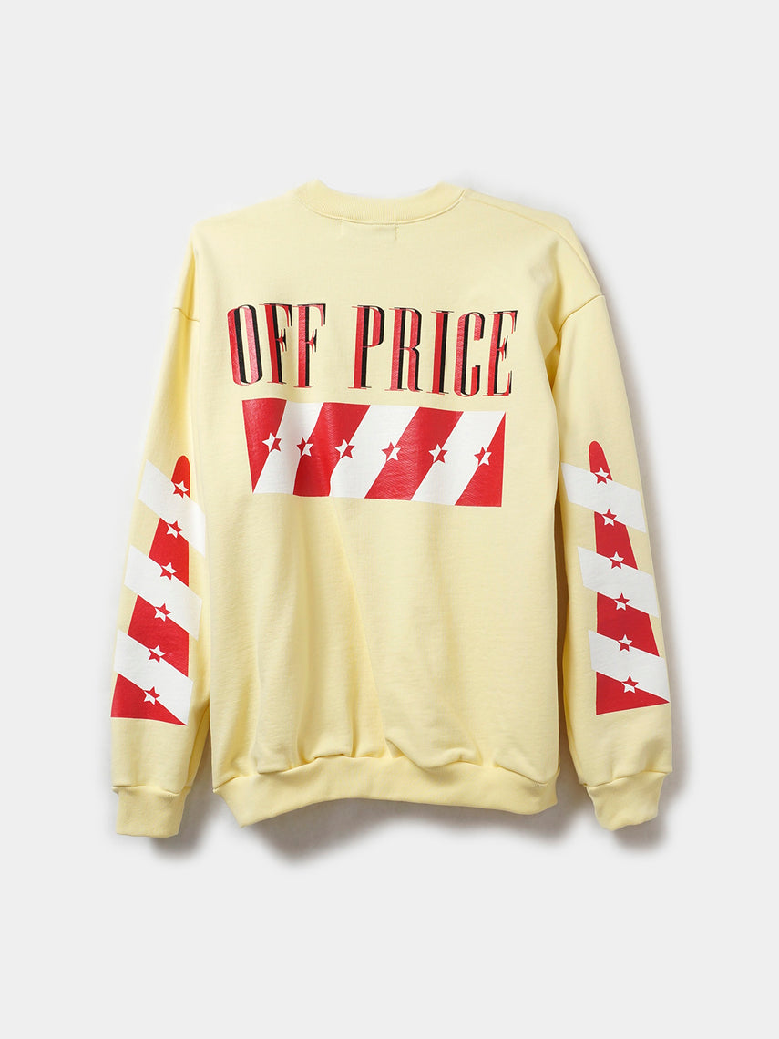 OFF-PRICE PULLOVER / Sunshine