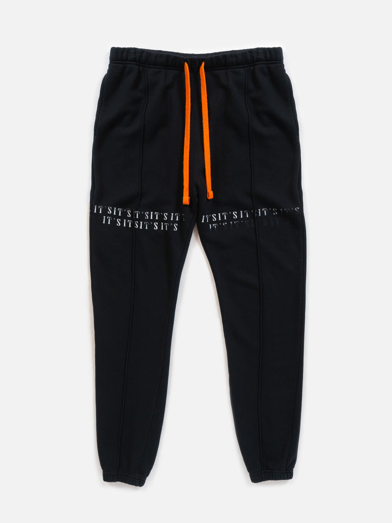 Bumquist Lounge Pants / Black, Men's, Clothing, Apparel - Drifter Industries