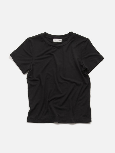 Mimi Baby Tee / Black, Women's, Clothing, Apparel - Drifter Industries