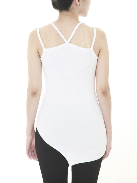 Xenia Top / White