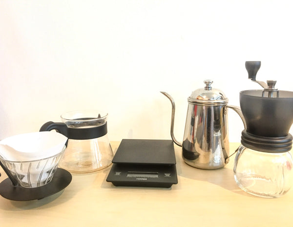 5 things to brew with V60