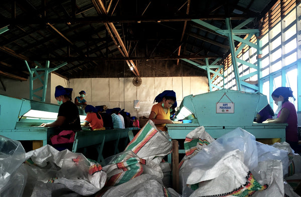 indonesia sorting facility