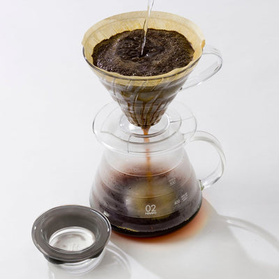 V60 Coffee Dripper Clear