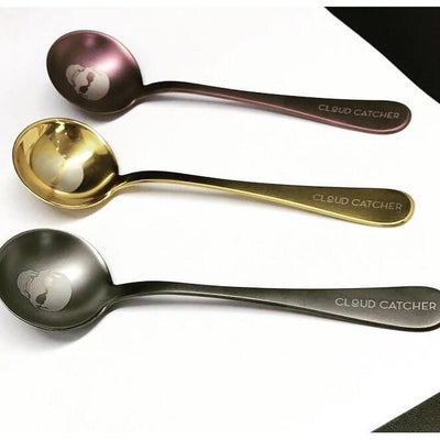 Titanium Cupping Spoon