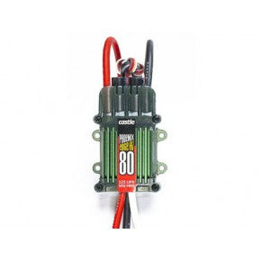 PHOENIX EDGE 80 HV (50V 80 AMP) BRUSHLESS ESC