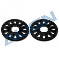 Main Drive Gear 162T Black