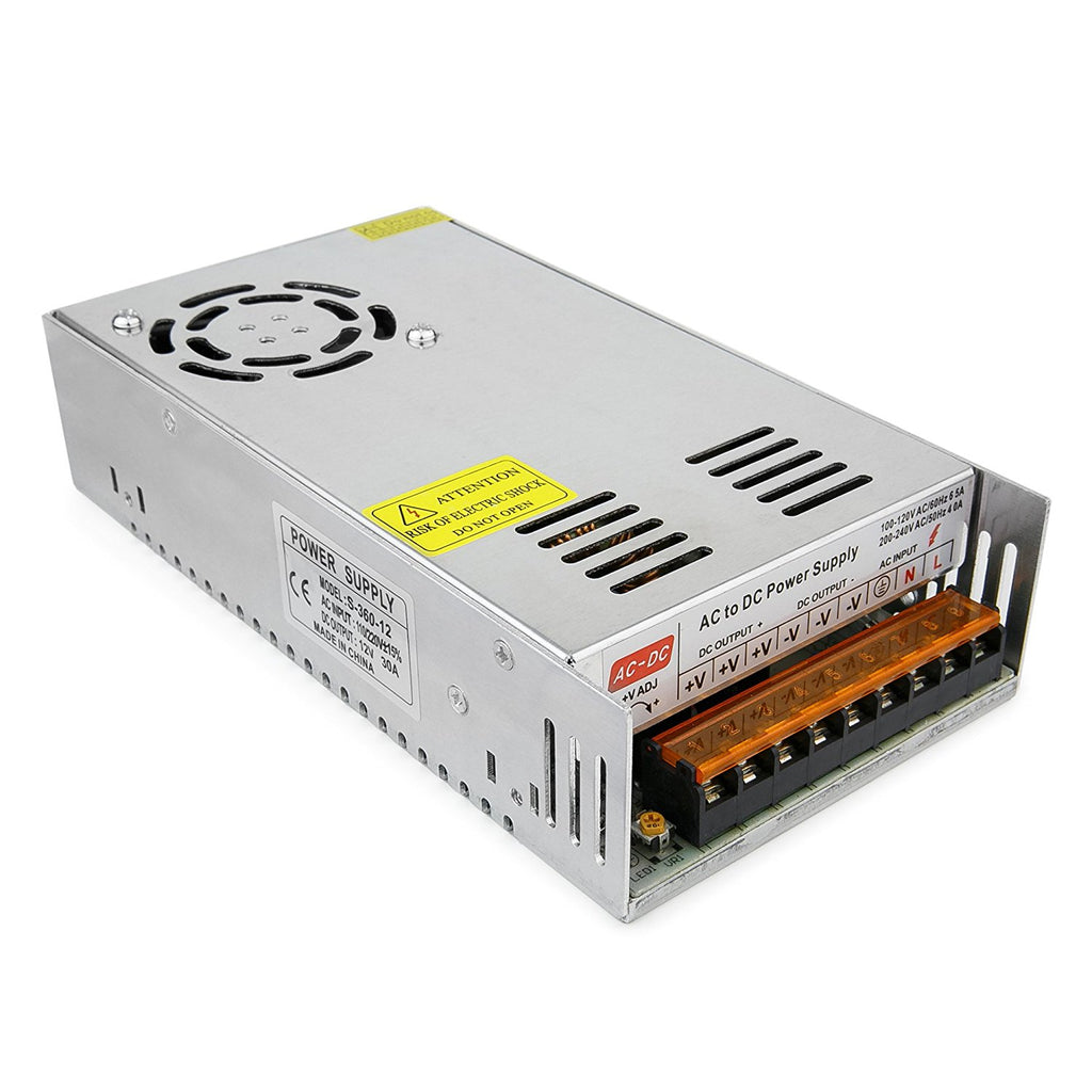 12V 30A Power Supply