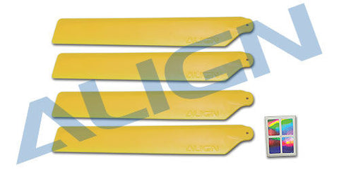 120 Main Blades-Yellow