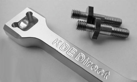 KDE Direct Tail Brace Vibration Management System For Trex 700N