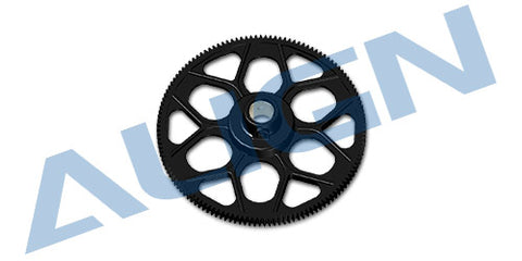 180T M0.6 Autorotation Tail Drive Gear set-Black