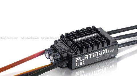 HobbyWing Platinum 100A V3 Programmable
