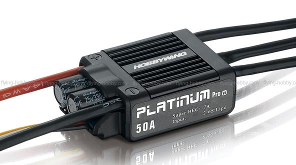 HobbyWing Platinum 50A V3 Programmable