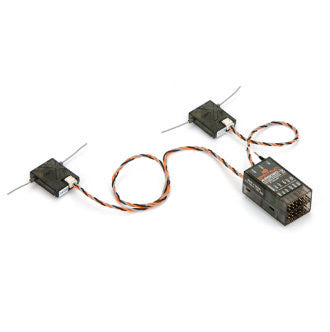 AR9020 9-Channel DSMX Receiver (Generic Version)
