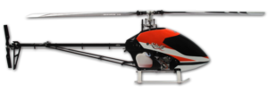 Rave 90 ENV Flybarless Nitro Kit