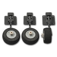500 A-109 Retractable Landing Gear Set