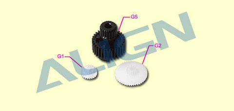 DS410 Servo Gear Set (3pcs)
