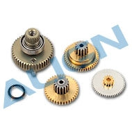 DS650 Servo Gear Set