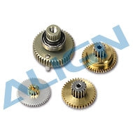 BL750H Servo Gear Set