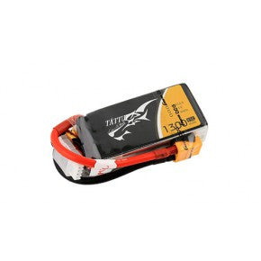 Tattu 1300mAh 45C 3S1P Lipo Battery Pack