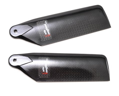 Radix 59mm Tail Blades