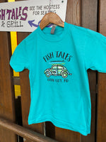 Kids - VW Bug SHORT SLEEVE T-shirt