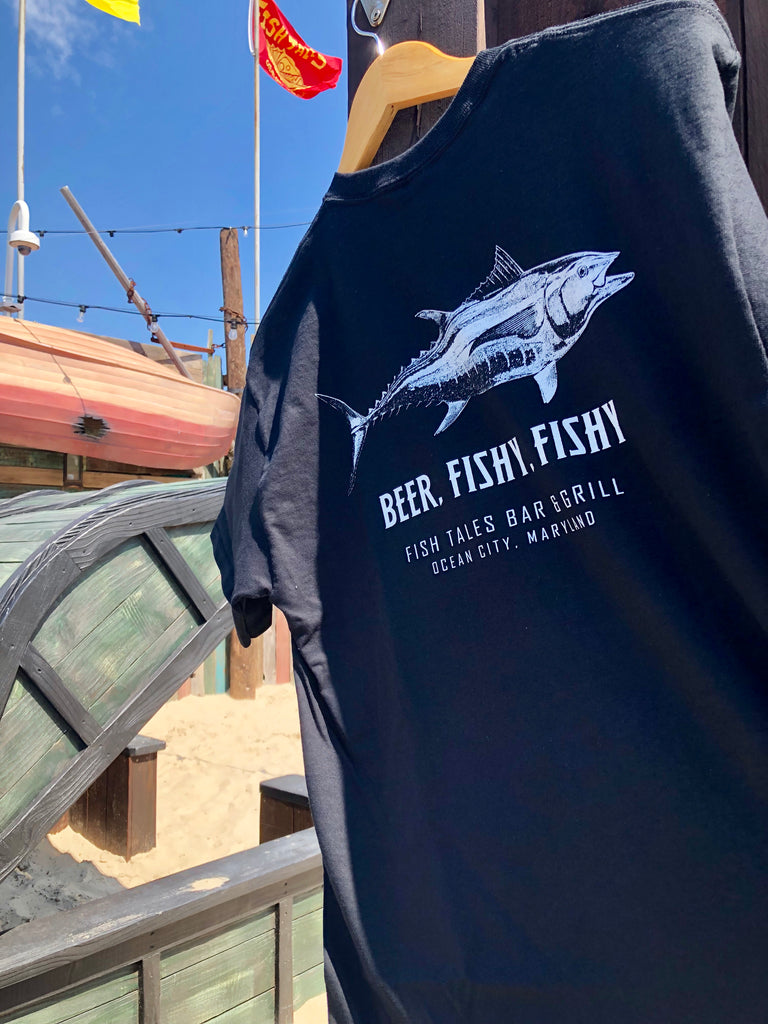 Beer Fishy Fishy SHORT T-shirt