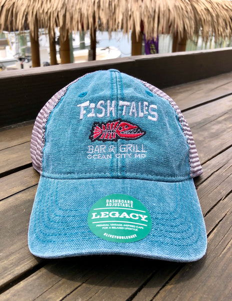 Hats by Legacy – Fish Tales