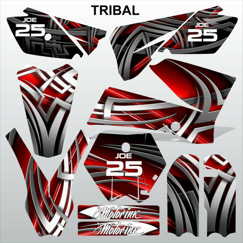 KTM SX 85-105 2006-2012 TRIBAL motocross racing decals set MX graphics kit