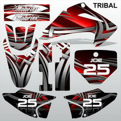 Honda CRF 150-230 2003-2007 TRIBAL motocross racing decals set MX graphics kit