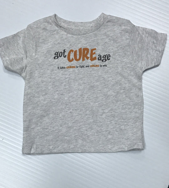 Toddler Short Sleeved Tee