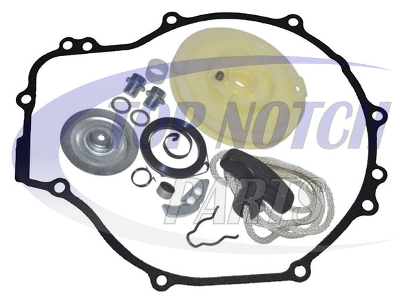 Polaris Rebuld Recoil Pull Starter Start Kit And gasket Atp330 Atp 330 2005